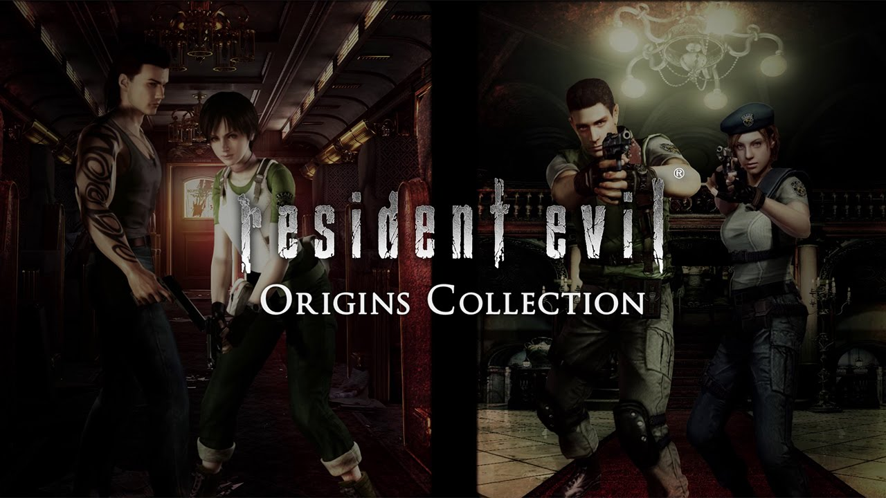 Resident Evil: Origin collection